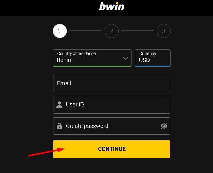 Bwin register bonus