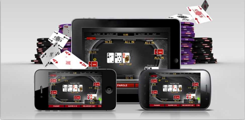 Winamax poker app